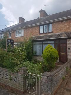 3 bedroom terraced house to rent - 14 Broom Hall Crescent