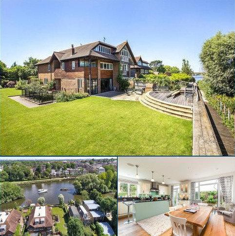 5 bedroom semi-detached house for sale - Ducks Walk, Twickenham, TW1