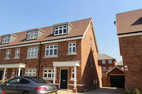 3 bedroom semi-detached house to rent - Freshers Grove, Earley , Reading