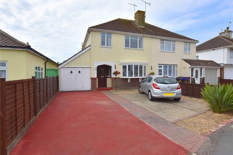 3 bedroom semi-detached house for sale - Penstone Park, Lancing, West Sussex, BN15