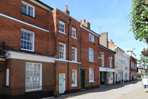 2 bedroom terraced house for sale - Thoroughfare, Woodbridge, IP12 1AH