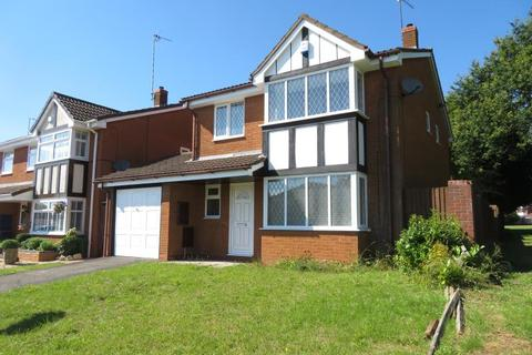 4 bedroom detached house to rent - Marshmont Way, New Oscott, Birmingham, B23 5XY