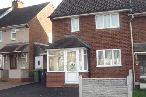 2 bedroom semi-detached house to rent - Fountains Road, Mossely, Bloxwich, Walsall, WS3 2RL