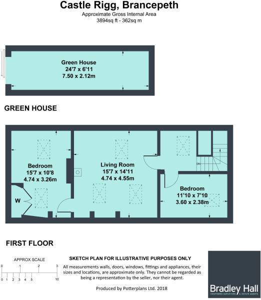 Floorplan 2 of 3: Picture No. 38