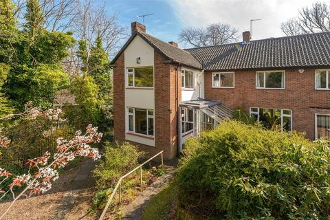 4 bedroom semi-detached house for sale - Bemersyde Drive, Jesmond, NE2