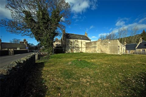 Plot for sale - North Deeside Road, Kincardine O'Neil, Aboyne, Aberdeenshire