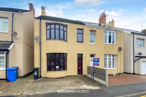 5 bedroom semi-detached house for sale - Victoria Avenue, Prestatyn