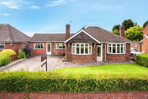 3 bedroom bungalow for sale - Buxton Road, Buglawton, Congleton