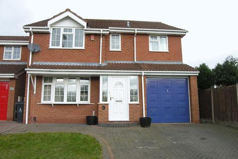 4 bedroom detached house for sale - The Parkway, Shelfield