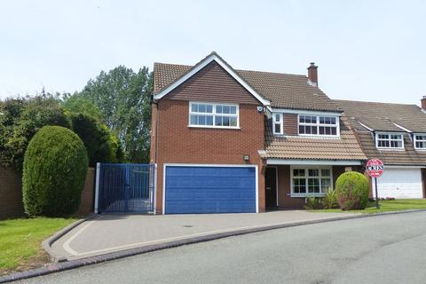 4 bedroom detached house for sale - Ryknild Close, Four Oaks, Sutton Coldfield