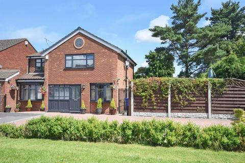 3 bedroom detached house for sale - Kildare Close, Hale Village