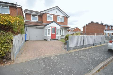 4 bedroom detached house for sale - Chilington Avenue, Widnes