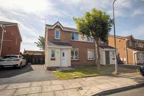 4 bedroom semi-detached house for sale - Lingfield Close, Netherton