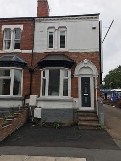 3 bedroom end of terrace house to rent - Greenfield Road, Birmingham