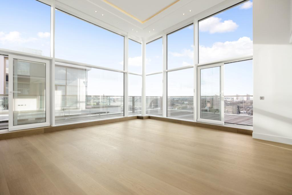3 Bedrooms Penthouse Flat for sale in Trinity House, 381 Kensington High Street, Kensington, London