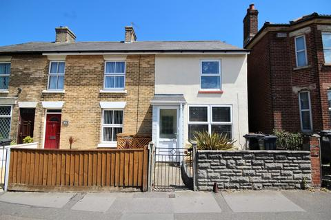 2 bedroom end of terrace house for sale - Ashley Road, Bournemouth, BH1