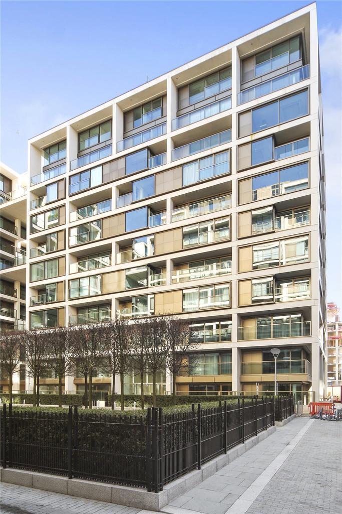 3 Bedrooms Flat for sale in Lord Kensington House, 5 Radnor Terrace, Kensington, London, W14