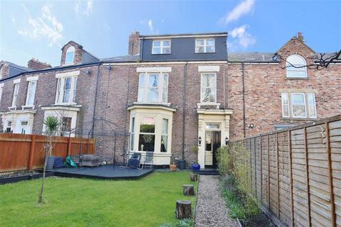 5 bedroom terraced house for sale - Thornhill Crescent, Thornhill, Sunderland, SR2