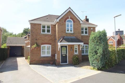 4 bedroom detached house for sale - Redacre Close, Dutton