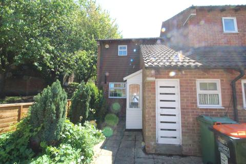 2 bedroom end of terrace house to rent - Spoondell, Dunstable
