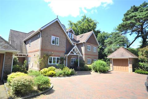 4 bedroom townhouse for sale - De Mauley Road, Poole