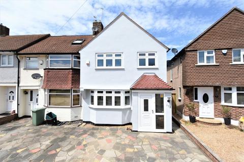 3 bedroom end of terrace house for sale - Norfolk Crescent, Sidcup, DA15