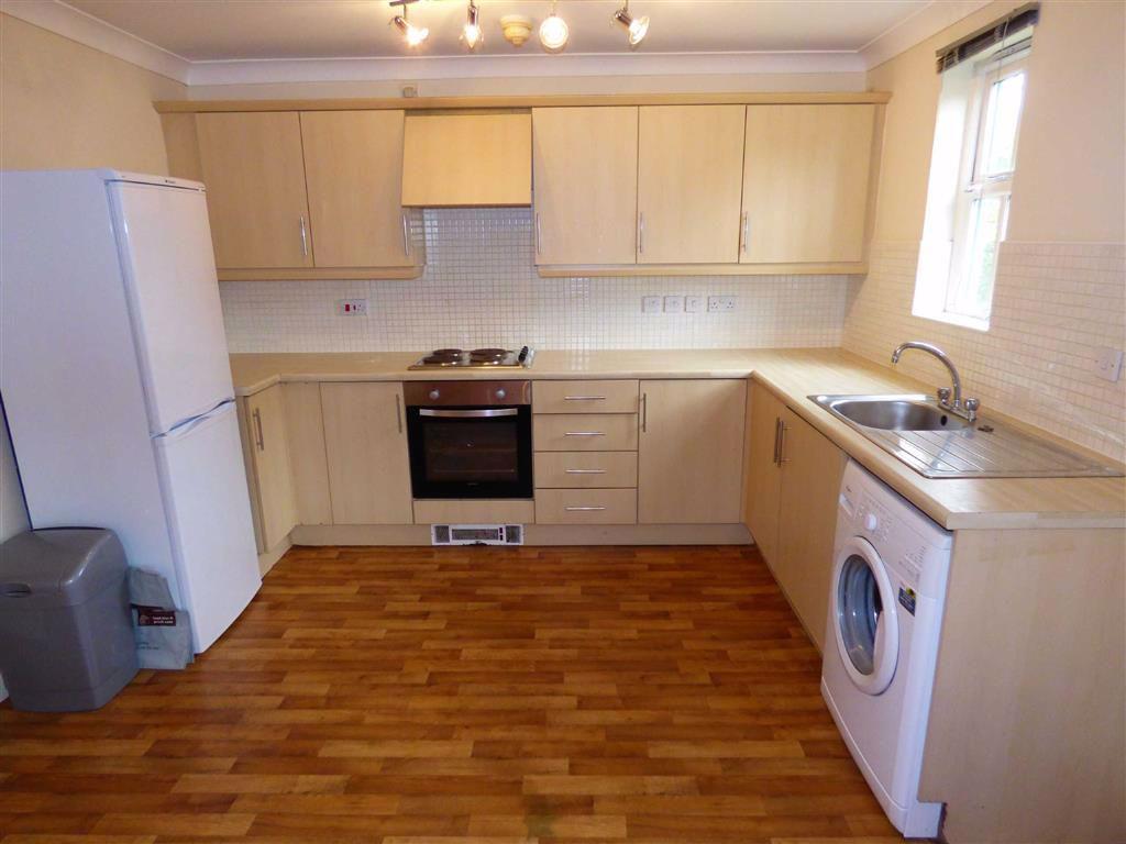 Open Plan Kitchen: