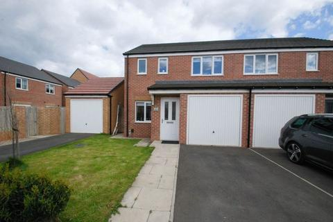 3 bedroom semi-detached house for sale - Bronte Way, South Shields