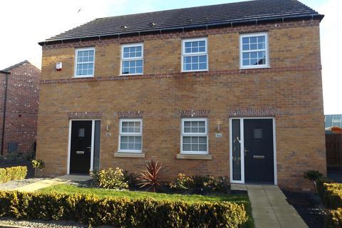 2 bedroom semi-detached house to rent - Brulow Close, Market Harborough