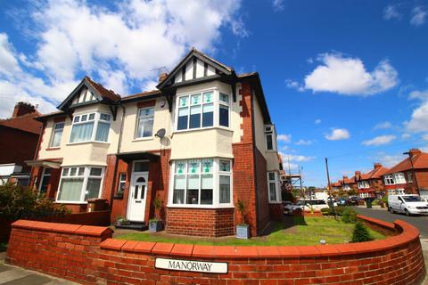 3 bedroom semi-detached house for sale - Manorway, Tynemouth
