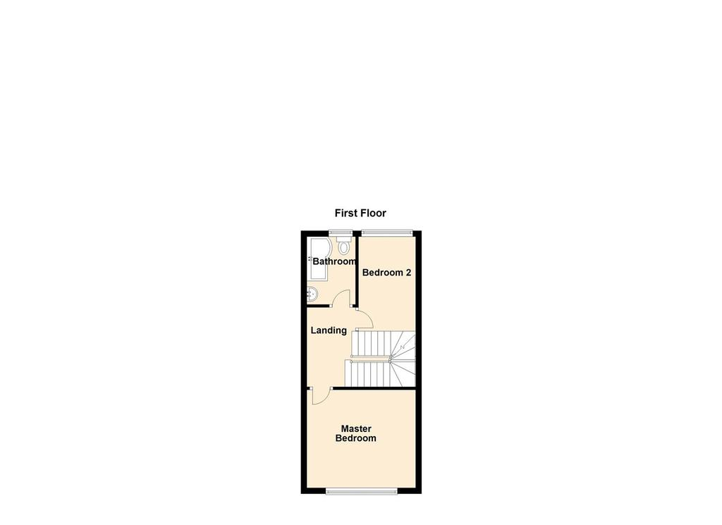 Floorplan 2 of 3: 40 Buttermere Road   Floor 1.JPG