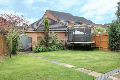 4 bedroom detached house for sale - Francis Way, Ellistown