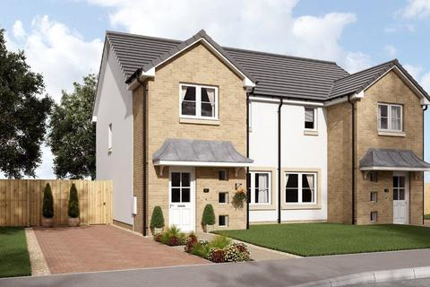 3 bedroom semi-detached house for sale - Plots 6, 7, 8,, The King's Meadow, Stirling, FK7