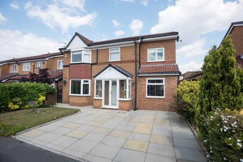 5 bedroom detached house for sale - Prestwich Hills, Prestwich
