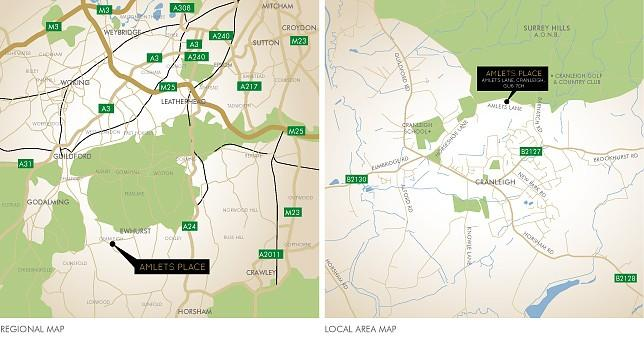 Map slide show