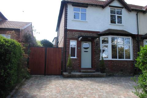 3 bedroom semi-detached house to rent - St. Marks Avenue, Altrincham, Cheshire, WA14