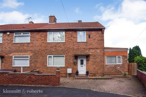 3 bedroom semi-detached house for sale - Mann Crescent, Murton, Seaham, Durham, SR7