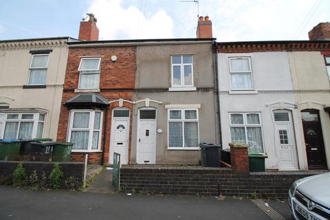 2 bedroom terraced house to rent - Florence Road, West Bromwich, West Midlands, B70 6LG