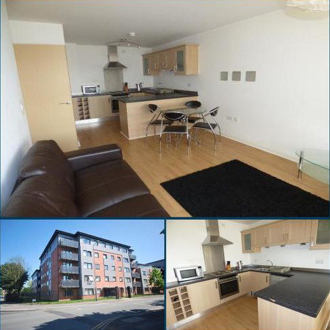 2 bedroom apartment to rent - 99 Denmark Road, Manchester M15
