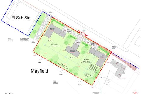Land for sale - Mayfield Steading, Whitehouse, Alford, Aberdeenshire, AB33