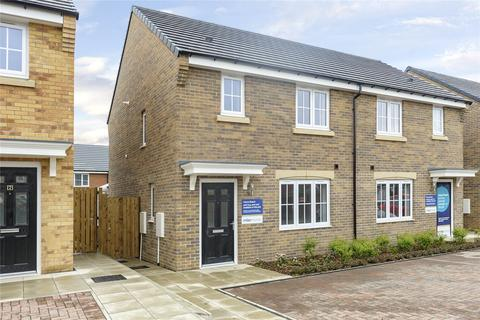 3 bedroom semi-detached house for sale - The Nevis, Shoreland Park, Hadston, Northumberland, NE65