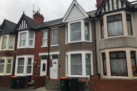 3 bedroom terraced house to rent - Jackson Place, Newport NP19