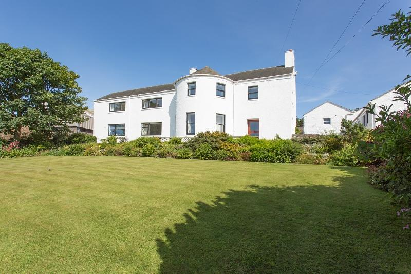 5 Bedrooms Detached House for sale in Drumshang House, Dunure, By Ayr, South Ayrshire, KA7