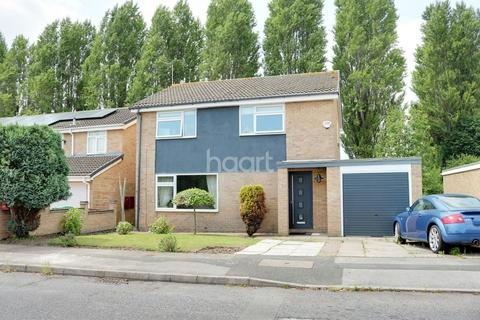 4 bedroom detached house for sale - Tynedale Close, Aspley