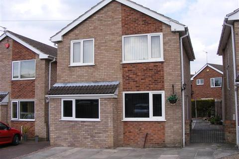 3 bedroom detached house to rent - Telford Drive, Newthorpe, Nottingham