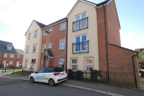 2 bedroom ground floor flat to rent - St Mawgans Street, Kingsway, Gloucester