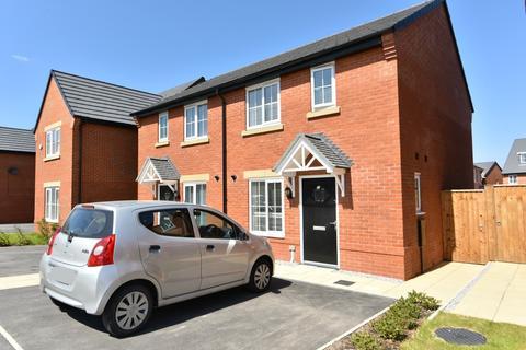 3 bedroom semi-detached house for sale - Glovers Way, Burscough