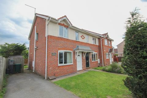 2 bedroom end of terrace house for sale - Garden Cottages, Boundary Lane
