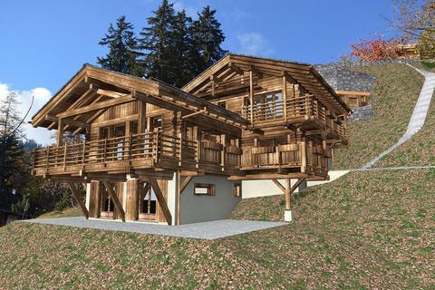 4 bedroom chalet - Switzerland, Entremont District