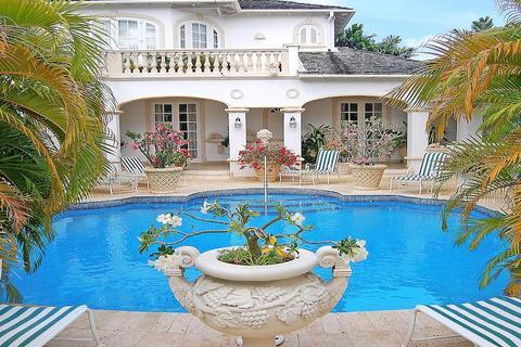 5 bedroom house - St. James, Royal Westmoreland, Barbados